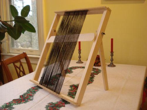 Table Top Loom Ebay