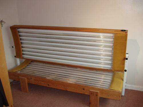 Sunbed Tubes Sun Beds Amp Lamps Ebay