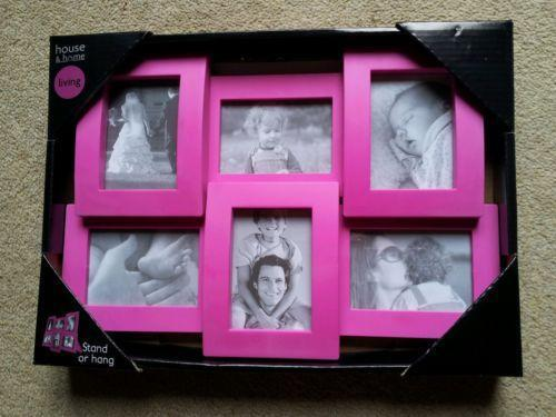 Multi Aperture Photo Frame Ebay