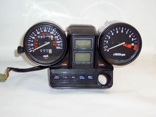 Honda Magna Speedometer on parts for 1985 honda vf500c