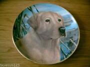 Franklin Mint Dog Plates