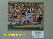 Justin Verlander Signed Photo