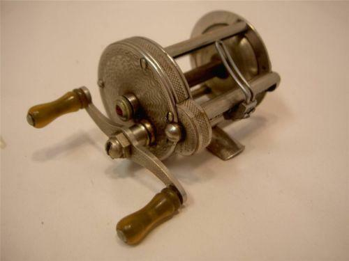 Old fishing reels ebay for Antique fishing reels