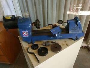 "Record RPML300 12"" Mini wood lathe Mitcham Mitcham Area Preview"