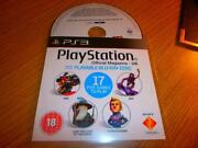 PS3 Demo Disc