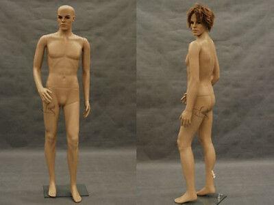 Male Manequin Manikin Dress Form Display #Ken + Free wig