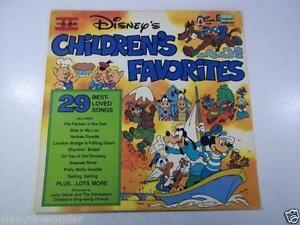 Disney Lp Records Ebay