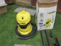 karcher WD3 wet and dry vacuum cleaner