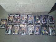 WWE Figuren Sammlung