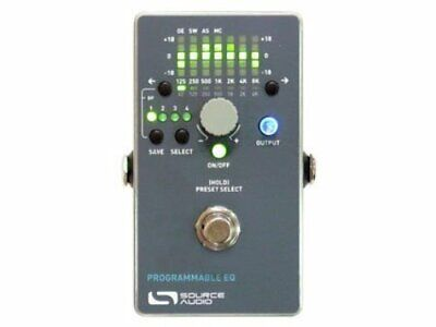 SOURCE AUDIO Programmable EQ Effects Pedal