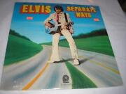 Elvis Separate Ways LP