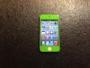 8 GB Apple Green Touch 4th Generation
