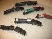 N Scale Steam