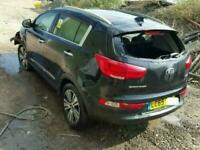2015 Kia Sportage 1.7CRDi ISG 3 Sat Nav BREAKING FOR SPARES PARTS ONLY