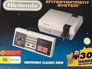 Brand New Nintendo NES Classic Mini with 650+ games! Maylands Bayswater Area Preview