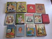 Antique Children's Book Lot