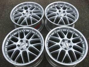 RARE - GENUINE BBS RX519 21x10.5 Porsche Cayenne 2 piece Rims