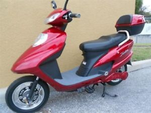 Soar Hobby has TT501 Red Ebike by Tao Tao $1199 +tax