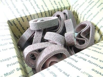 Scotch Brite Surface Conditioning Belts - NEW LARGE LOT OF SCOTCH BRITE SURFACE CONDITIONING BELTS 1