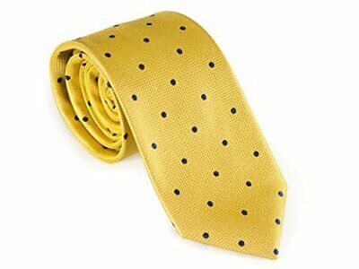 Jack Franklin Men's BANANA HAMMOCK Wool Interlining Italian Weavers Silk Tie (Sl