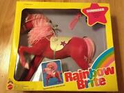 Rainbow Brite Doll Box