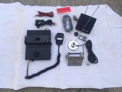 Midland 70-1336b Mobile Radio 150-174 Mhz Plus Accessories Wires Antenna Etc