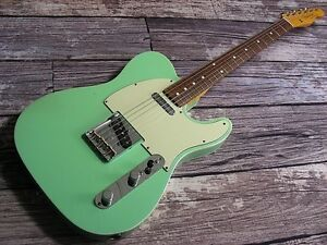 Looking for this 62 RI Telecaster in Surf Green