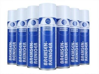 24x Dosen Intensiv Bremsenreiniger in Spraydose 'MW' blau 500 ml frei Haus (D) online kaufen