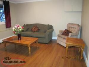Furnished One Bedroom plus One  Clarenville/Shoal Harbour