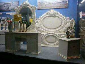 5 pieces Venice bedroom suite King/Queen size Rockdale Rockdale Area Preview