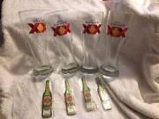 Dos Equis Glass
