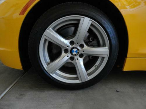 Bmw Z4 Tires Ebay