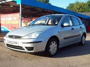 Ford Focus 4 Door