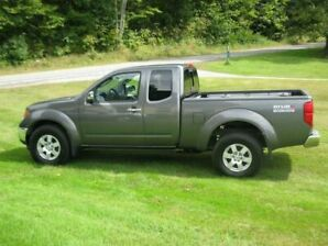 Excellent condition 08 Nissan Frontier, Pro-4x, King Cab, 118k