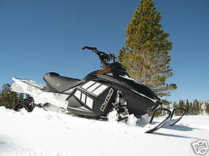 Mo-Flow Ski-Doo Rev 5 pc Side Panel Vent Kit