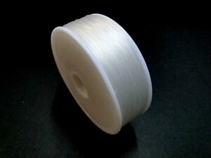 Nylon-Beading-Wire-Thread-Cord-Clear-100M-Choose-Thick