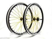 BMX Wheelset