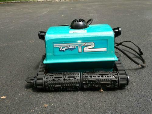 Used swimming pool cleaners ebay for Inspiration pool cleaner
