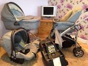 Baby Pram Car Seat Pushchair