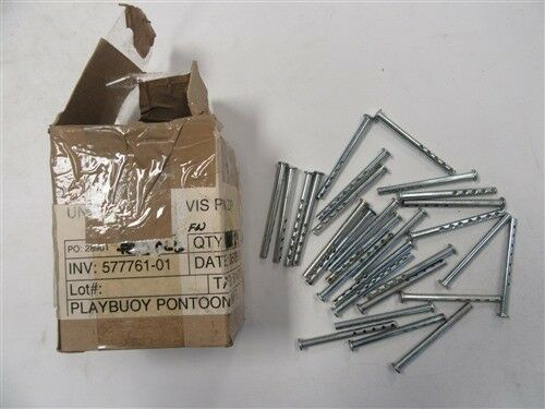 UNIVERSAL CLEVIS PIN ZINC PLATED LOT OF ( 29 )