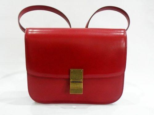f34f3dd7a4 Celine Box Bag