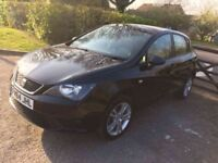 64 PLATE SEAT IBIZA DIESEL HATCHBACK - 1.2 TDI CR S 5dr CAT N 29,000 MILES ONLY