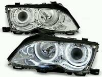 Bmw E46 front light upgrade