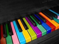 Creative Piano Lessons for All Ages - In-Home or In-Studio