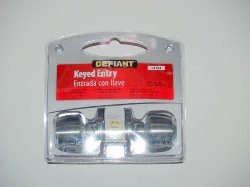 Defiant Lock Ebay