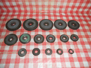 Original-Nottingham-Myford-ML7-ML10-Super-7-Lathe-Teeth-Tooth-Change-Gear-Gears