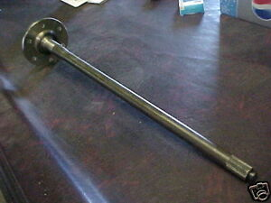 Chevy/GMC 3/4 ton Axle Shaft ALY 17106