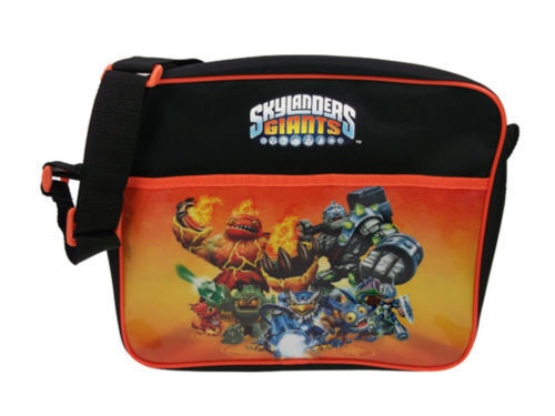 Skylanders Giants Messenger Bag