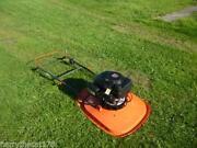 Petrol Hover Mower