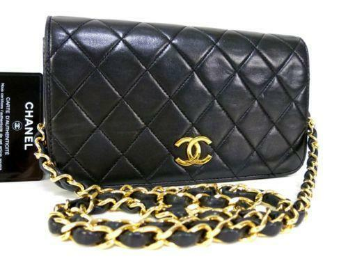 a41673b5890dc Chanel Mini Bag